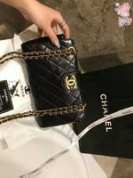 Chanel Black Shoulder New Bag.