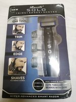 Boxili solo Trims Edges Shaves Trimmer