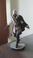 Used Assassins Creed Ezio White Statue Figure in Dubai, UAE