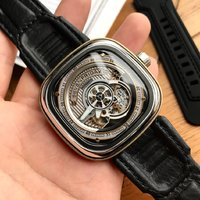 Used SevenFriday vintage mechanical men watch in Dubai, UAE