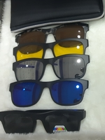 Used magnetic glasses 5 shades 70 aed in Dubai, UAE