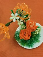Used Homemade flowers for sale!! in Dubai, UAE