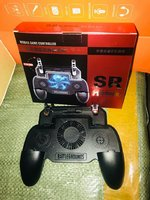 Used Pubg game controller with fan/powerbank in Dubai, UAE
