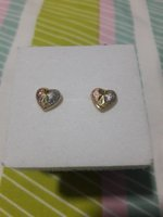Earring for sale 18k italian