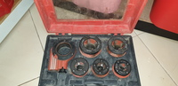 Used Huis pipe threading kit in Dubai, UAE