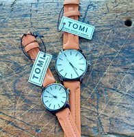 Used TOMI Original ¤ Couple Watches 2 Piece in Dubai, UAE