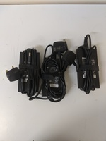 Used 3 pcs Dell orginal 19.5 v-6.7A  charger in Dubai, UAE