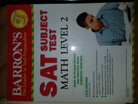 Used Educational SAT subject books in Dubai, UAE