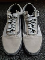 Used Original Vans shoes for men in Dubai, UAE