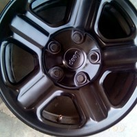 Used 5 Pieces Of Alloy Wheel Original For Jeep Wrenglar In Excellent Condition in Dubai, UAE