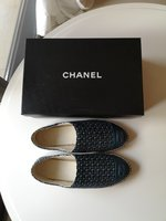 Used Authentic Chanel Espadrilles Sz 41 New in Dubai, UAE