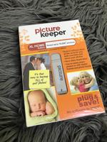 Picture keeper two piece
