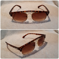 Used Beautiful unique brown Sungglass.. in Dubai, UAE