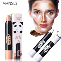 #PandaStyle As Contour Creamy W Highlighter Shimmering One Set 3 Different Shades ,a Perfect Combination And The Most Easy Way To Get Ur Make Up Done! 3 Pieces One Set ! Super Affordable The Price Always Giving To U Dear