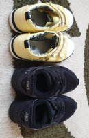 Used Preloved Boys Shoes 2 pairs for 1 price in Dubai, UAE