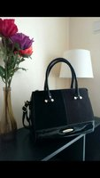 Used AUTHENTIC VERNIKA Handbag with Dust bag in Dubai, UAE
