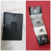 Used Buy Adidas Men's socks & card holder in Dubai, UAE