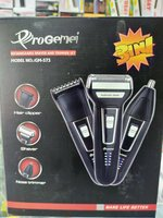 Used Trimmer 3 in 1 G shoke watcha Combo set in Dubai, UAE