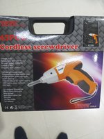 Used Cordless Screw Driver Set #packed👌👌👌 in Dubai, UAE