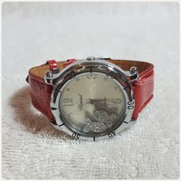 Brand New red CHOPARD watch for her