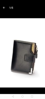 Used baellerry Black Leather - Bifold wallet in Dubai, UAE