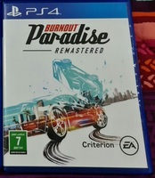 Used Burnout Paradise Remastered (PS4) in Dubai, UAE