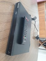 Used SAMSUNG Blueray PLAYER and 100 dvds in Dubai, UAE