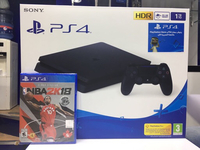 PS4 1TB with NBA18