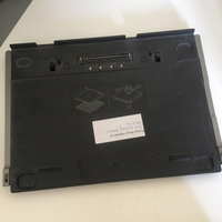 Used Dell laptop docking station with DVD in Dubai, UAE