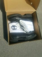 Used Timberland Premium water proof boots New in Dubai, UAE