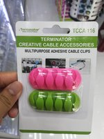 Used Terminator creative Cable holder 2 Pack in Dubai, UAE