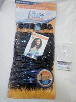Used 360 Lace Wigs Water Wave with Baby Hair in Dubai, UAE