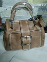Used Leather Retro bucket bag in Dubai, UAE