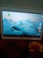 Used Huawei Tablet 10 inchesworking perfectly in Dubai, UAE