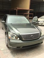 LEXUS 430 LS/QUARTER MODEL 2005