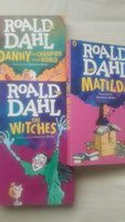 Used BUndle;;;,,Roald Dahl Books in Dubai, UAE