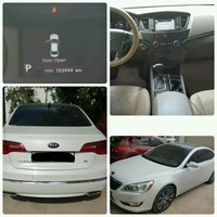 Used Kia Cadenza 2012 Full Option Panorama  in Dubai, UAE