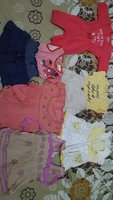 Used babies cloths 0-3 month in Dubai, UAE