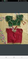Used Saree blouse for girl 3Y in Dubai, UAE