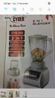 Used Brand new juicer And grander in Dubai, UAE