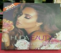 HUDA BEAUTY LIP CONTOUR + LIP COLOR SET