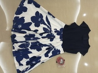 Used New dress with belt size M in Dubai, UAE