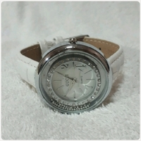 Used White GUCCI watch for lady in Dubai, UAE