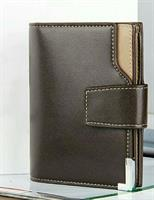 Men's Faux Leather Wallet Pocket