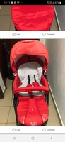 Used Tutis stroller for cheap price in Dubai, UAE