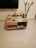 Used Coffee table with storage in Dubai, UAE