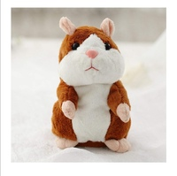 Used New talking hamster perfect for gift in Dubai, UAE