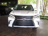 Used 4 Months Used Lexus LX 570 2016 in Dubai, UAE