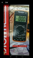 Multimeter Digital A V R C hFE New