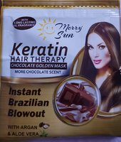 Used Keratin Hair Therapy Mask 12 Sachets in Dubai, UAE